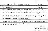 Sonate a-moll op. 34/6 für 3 Melodie-Instrumente /Flöten, Violinen, Oboen/ oder Streichorchester und Basso continuo