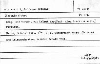 Sinfonie G-dur, KV 124