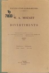 Divertimento, KV 270