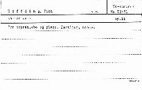 Kammermusik for sopran, obo og piano, op.11