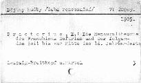Die Mensuraltheorie des Franchinus Gafurius und de