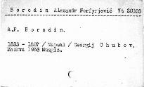 A. P. Borodin
