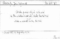 Sbírka praktických příkladů k theoreticko-praktické škole hudební
