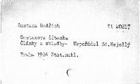 Smetanova čítanka