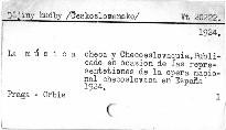 La música checa y Checoeslovaquia