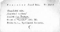 J. B. Foersterova Glagolská mše