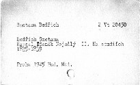 Bedřich Smetana                         (II)