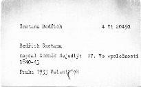 Bedřich Smetana                         (IV,)