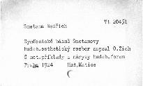 Symfonické básně Smetanovy