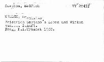 Friedrich Smetana's Leben und Wirken