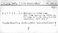 Notationis bohemicae antiquae specimina selecta