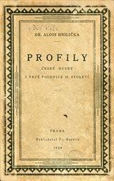 Profily české hudby z prvé polovice 19.století