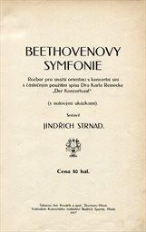 Beethovenovy symfonie