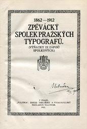 Zpěvácký spolek pražských typografů