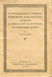O psychologii tvoření, pohybové zákonitosti