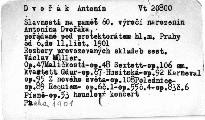 Slavnosti na paměť 60. výročí narozenin mistra Ant