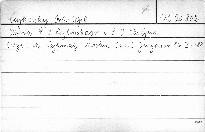 Pisma P. I. Čajkovskogo i S. I. Tanějeva