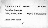 Jaroslav Jeremiáš