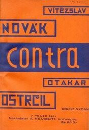 Vítězslav Novák contra Otakar Ostrčil