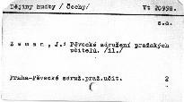 Pěvecké sdružení pražských učitelů