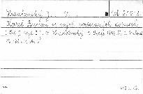Komorní pěvec Karel Burian ve svých veršovaných dopisech                         (Díl 2)