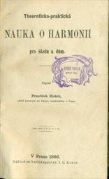 Theoreticko-praktická nauka o harmonii pro školu a dům