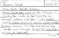Dopis Mistra Bedřicha Smetany