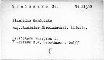 Stanislav Moniuszko