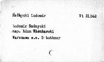 Ludomir Róžycki