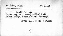 Adolf Polívka