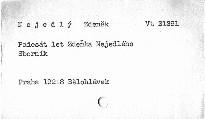 Padesát let Zdeňka Nejedlého