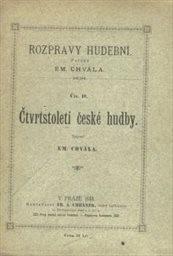 Čtvrtstoletí české hudby