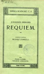 Johannes Brahms: Requiem op. 45
