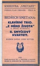 Smetana B: Klavírní trio Z mého života