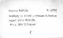 Rozhledy po životě a významu Bedřicha Smetany