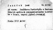 Ad vocem: Janáčkova Pastorkyňa a - Smetana