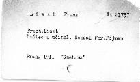 Frant. Liszt