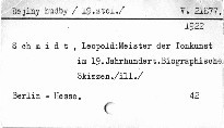 Meister der Tonkunst im 19. Jahrh.