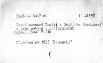 Dosud neznámé paměti o Bedřichu Smetanovi a jeho p