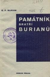 Památník bratří Burianů
