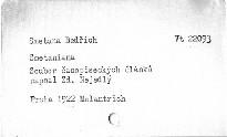 Smetaniana                         (1)