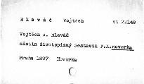 Vojtěch J. Hlaváč