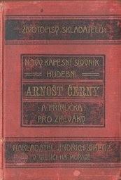 Kapesní hudební slovník