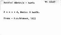 O harfě