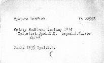 Oslavy Bedřicha Smetany 1934