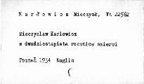 Mieczyslaw