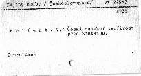 Česká hudební tvořivost před Smetanou