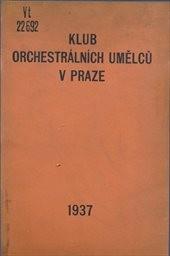 Klub orchestrálních umělců v Praze