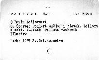 O Emilu Pollertovi