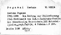 Gaetano Pugnani